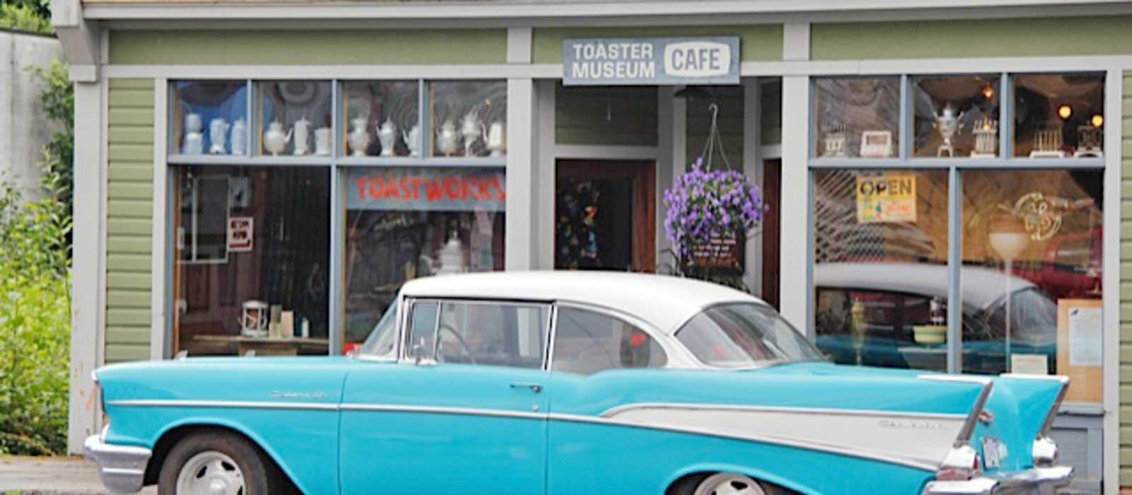 Toaster Cafe/Restaurant