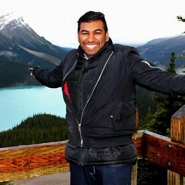 Hans am Peyto Lake, Banff National Park, Alberta