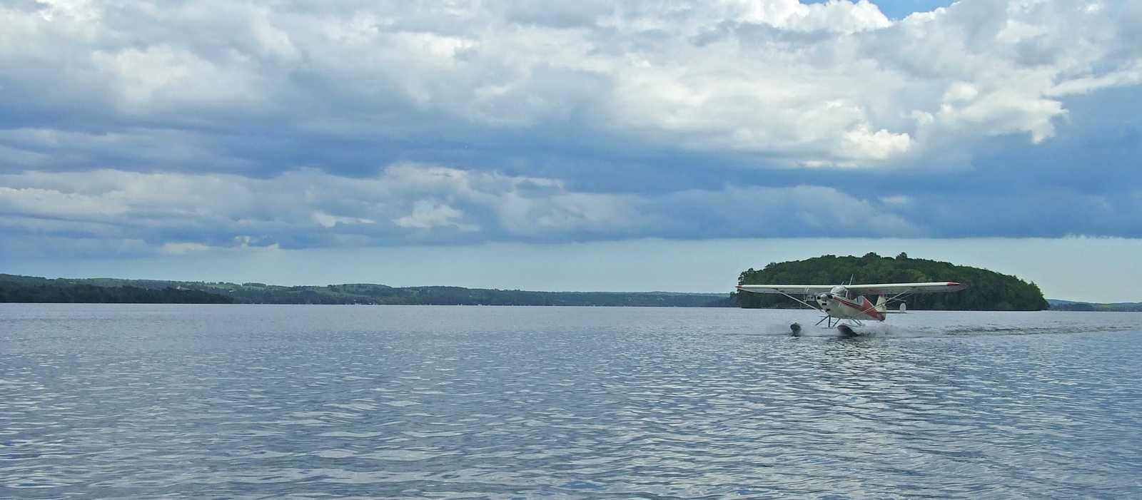 Wasserflugzeug Kawartha Lake