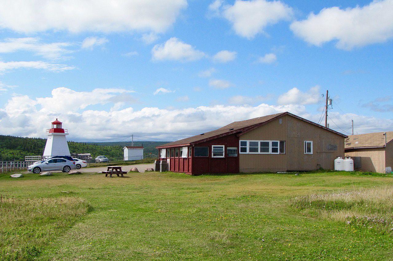 Das Chowder House in Nova Scotia