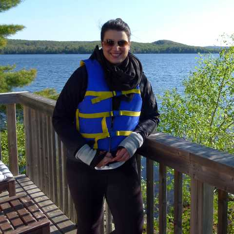 Insidertipps Ontario von Sarina Keil, Kawawaymog Lake