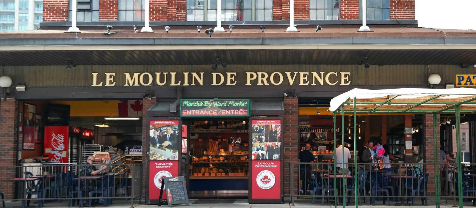 Le Moulin de Provence