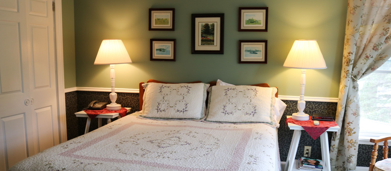 Gemütliche Zimmer im Harbour View Inn