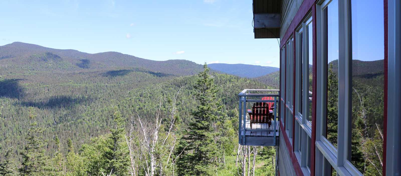 Chic-Chocs Mountain Lodge