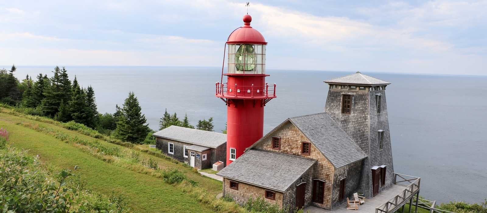 Pointe-à-la-Renommée Lighthouse