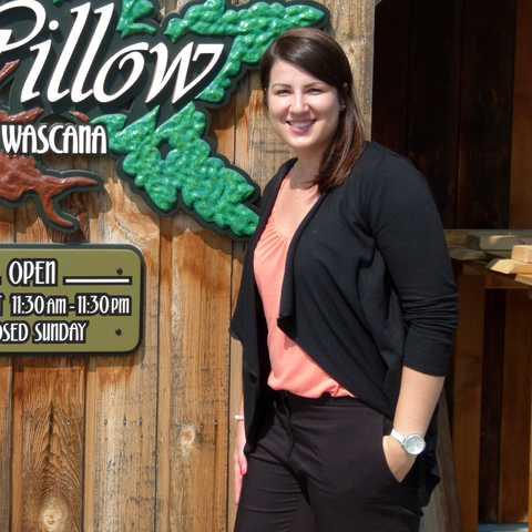 Insidertipp Sarina Keil Saskatchewan, The Willow on Wascana