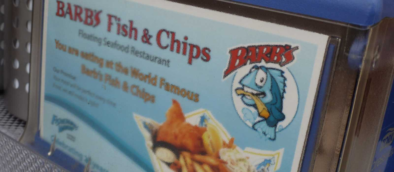 Barb´s Dish & Chips, Victoria