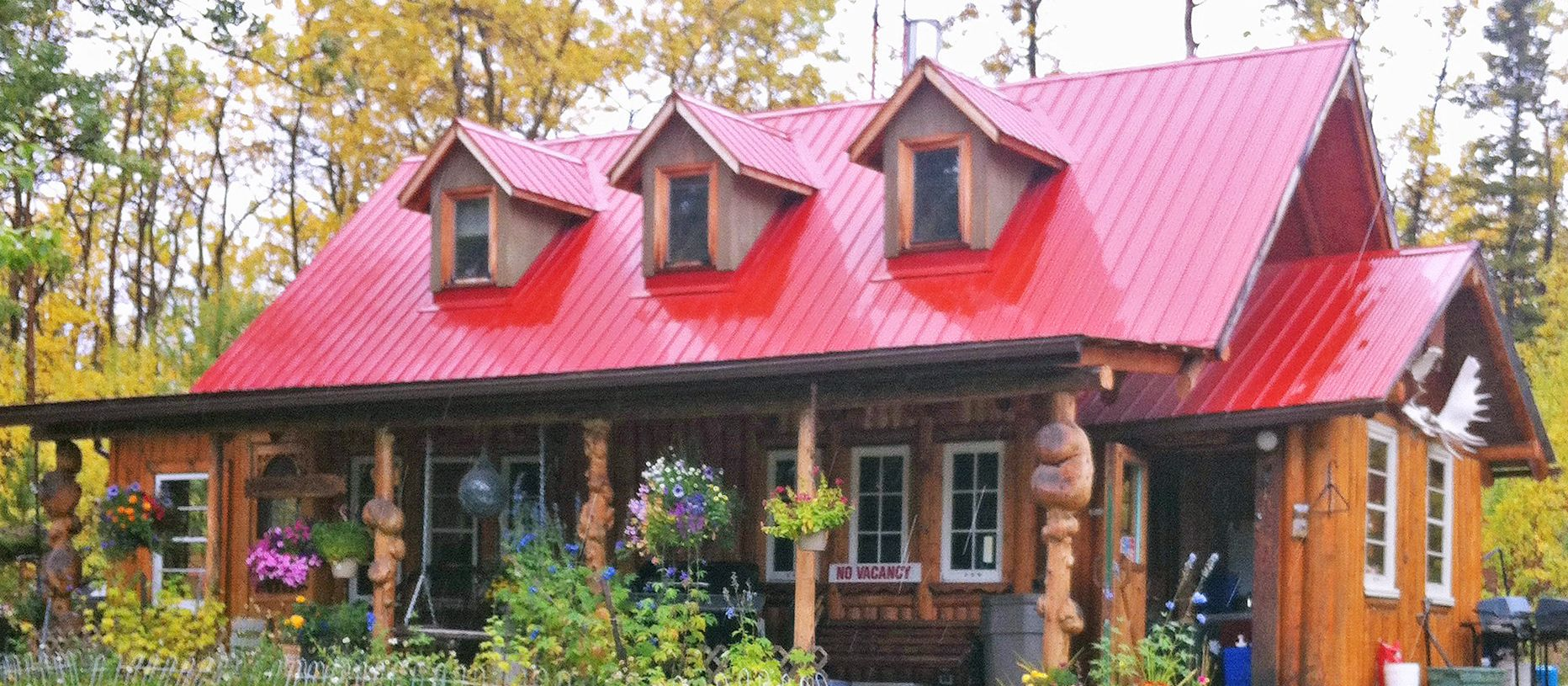 Cabin B & B in Haines Junction