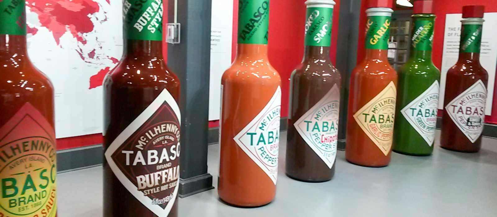 Tabasco-Soße