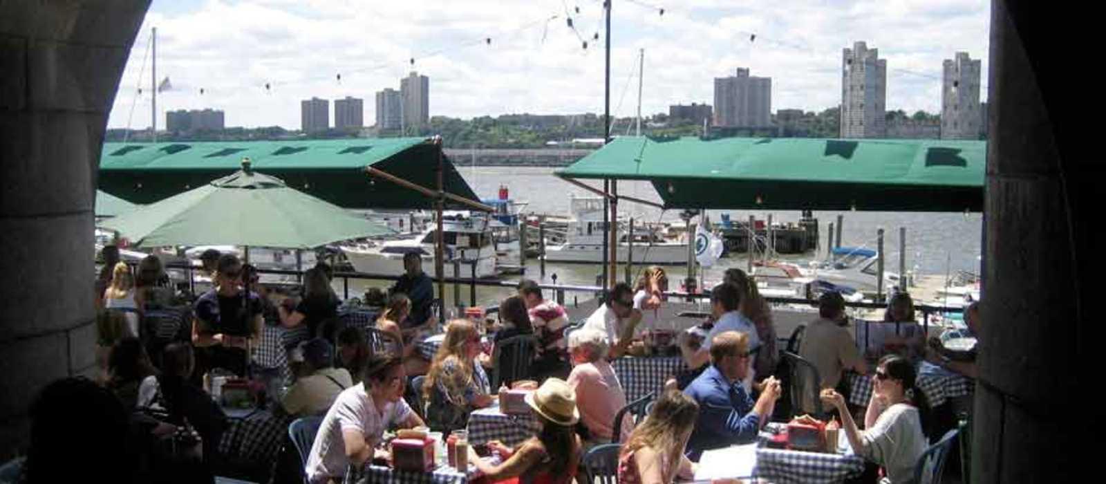 Boat Basin Café New York