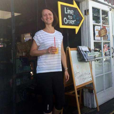 Insidertipp von Sandra Enk für San Diego, Olive Cafe