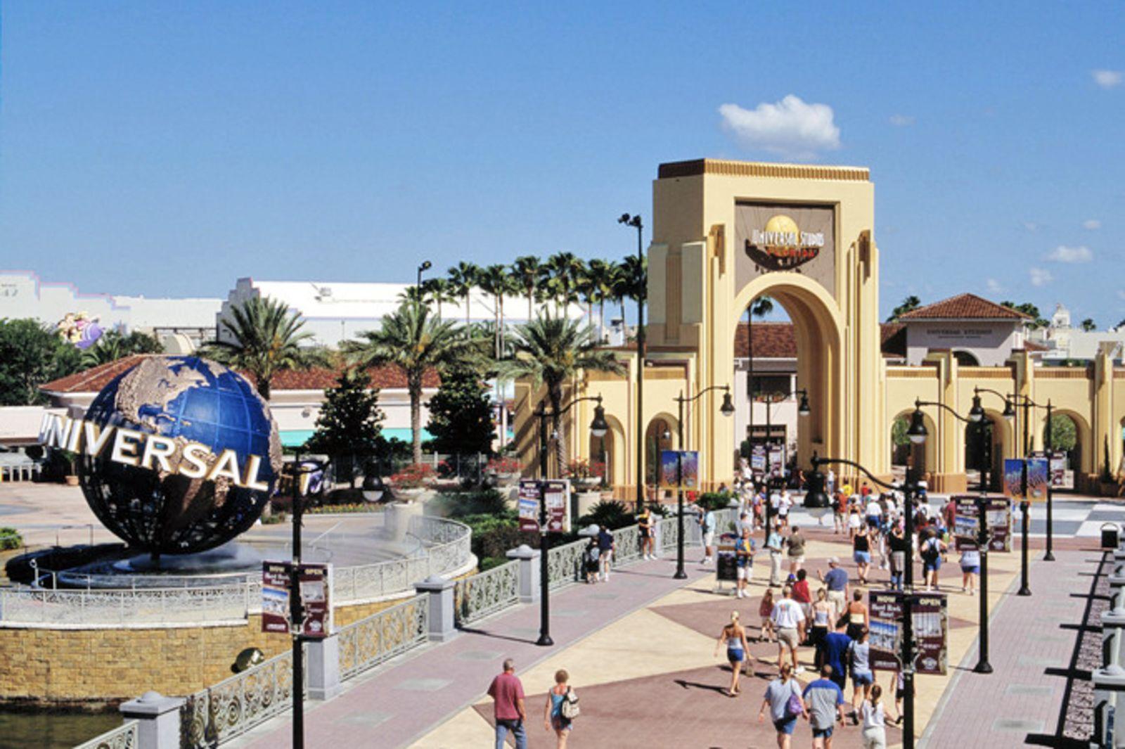 Universal Studios in Orlando