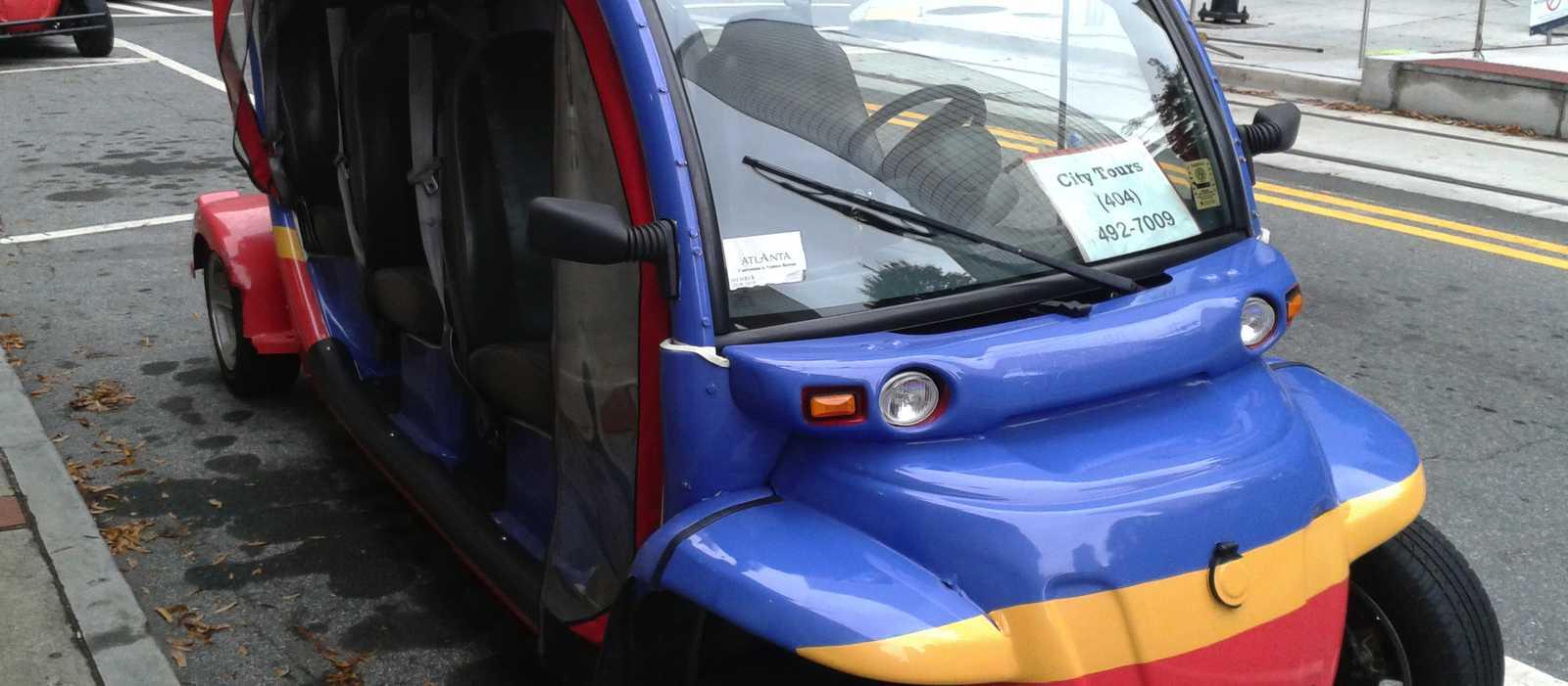 ATL-Cruzers Elektro-Auto
