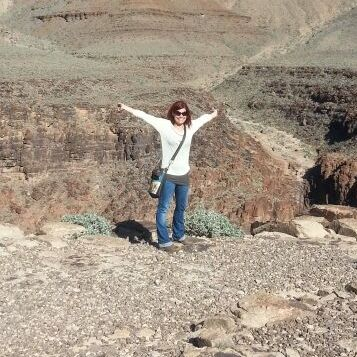 Im Grand Canyon