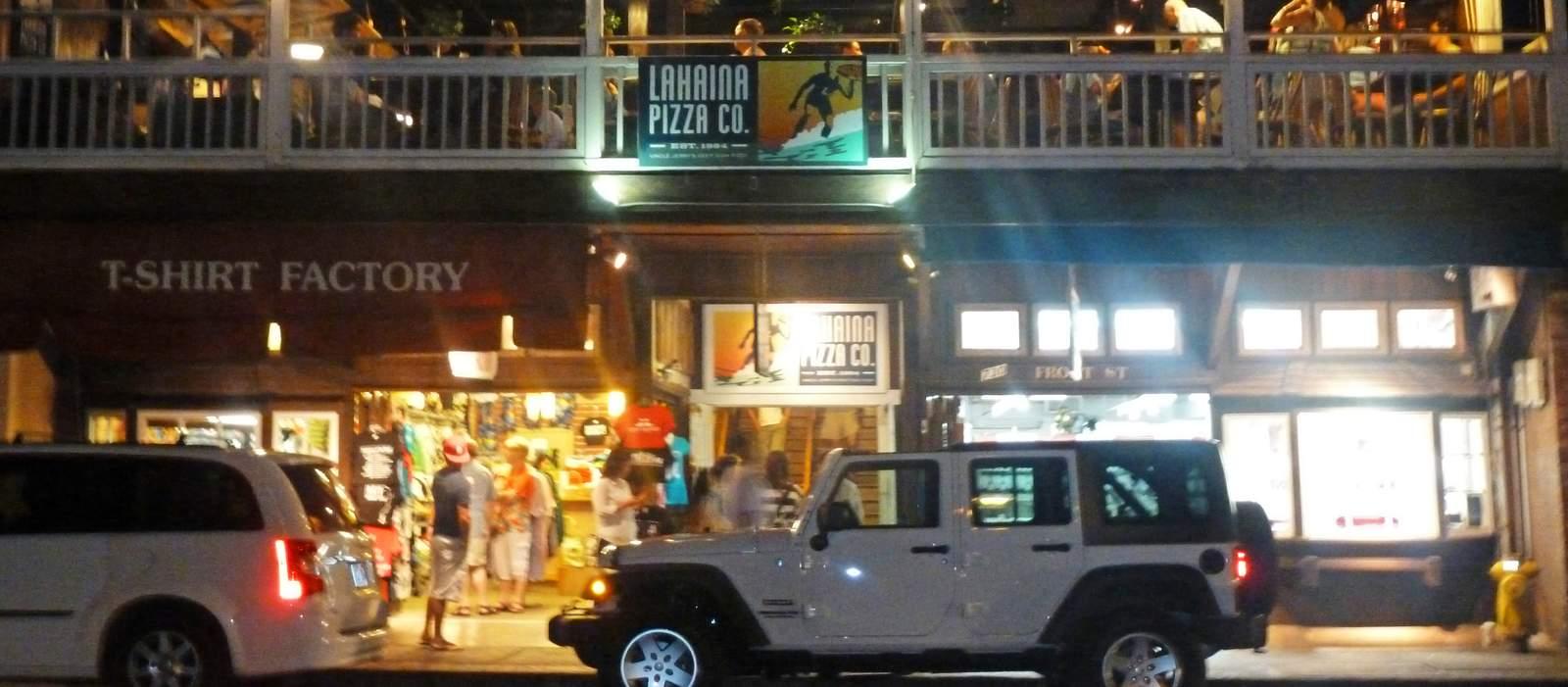 Lahaina Pizza Company