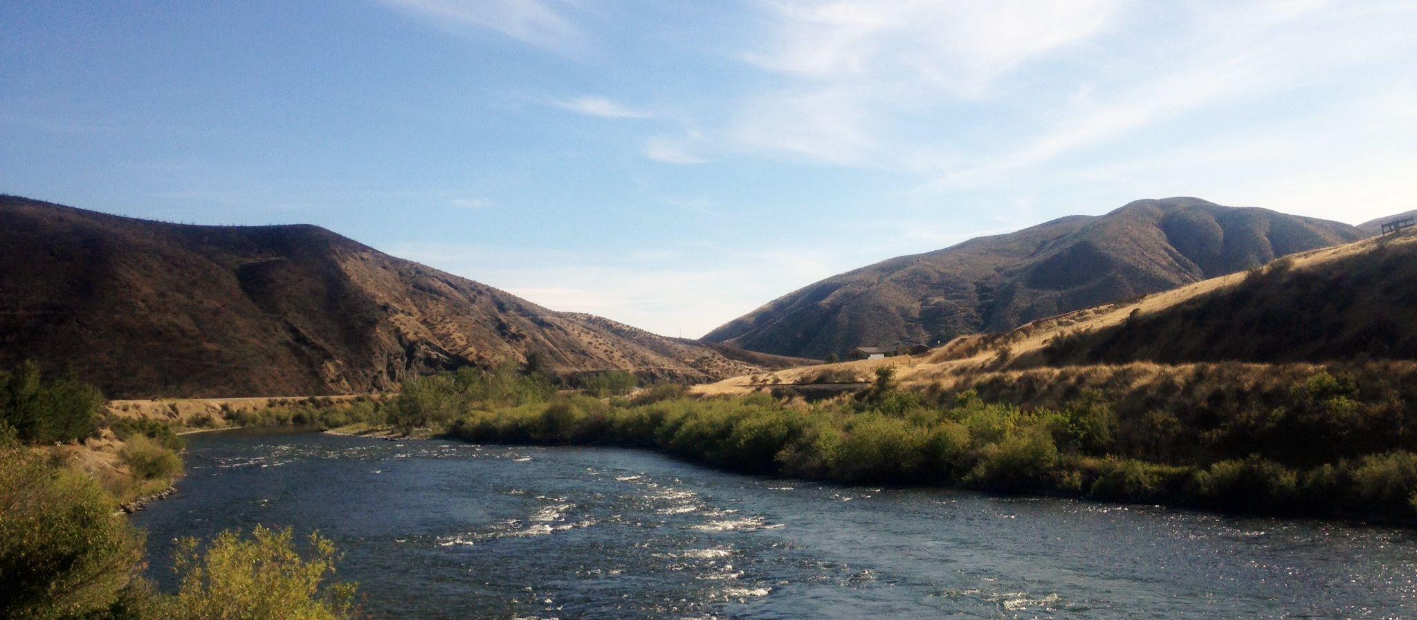 FAM Insidertipp Idaho von Claudia Giesselmann, Horseshoe Bend Payette River
