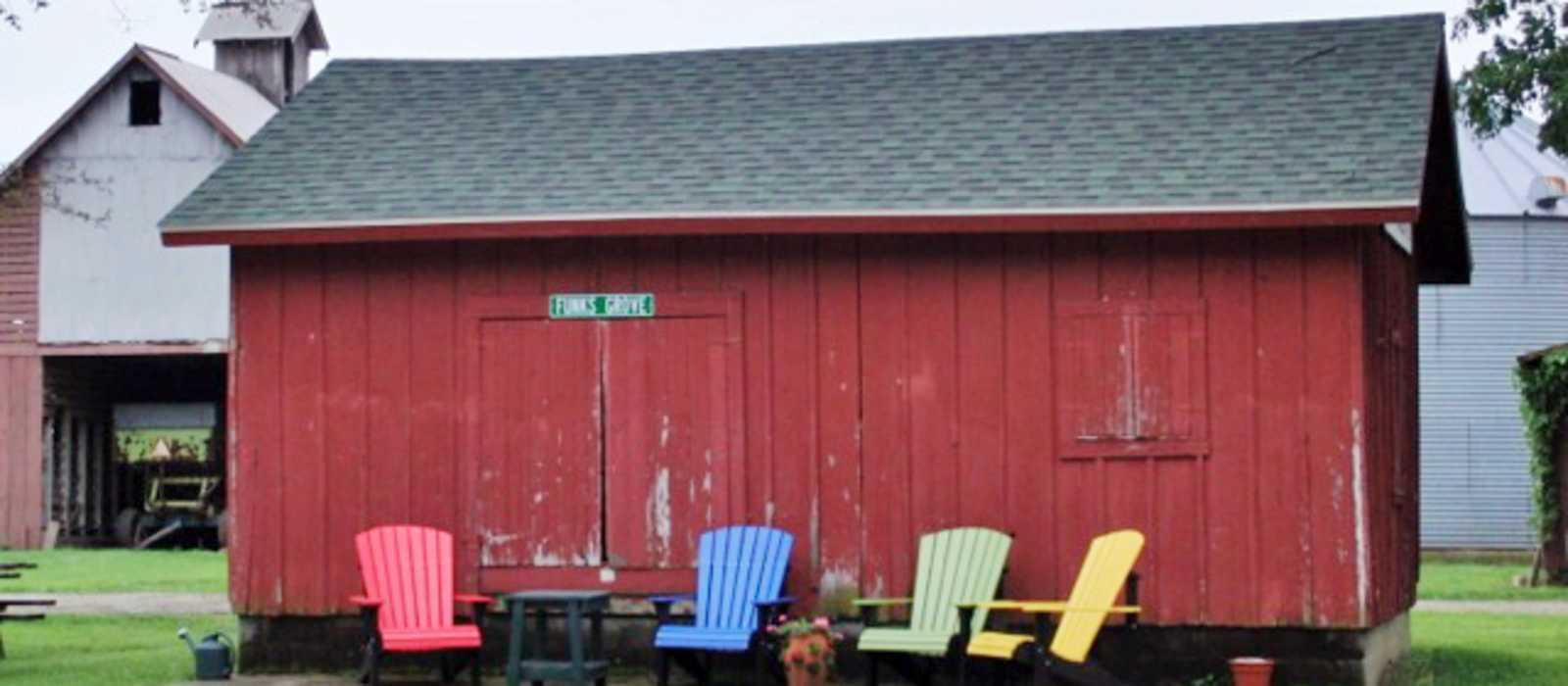 Maple Sirup Farm Funks Grove