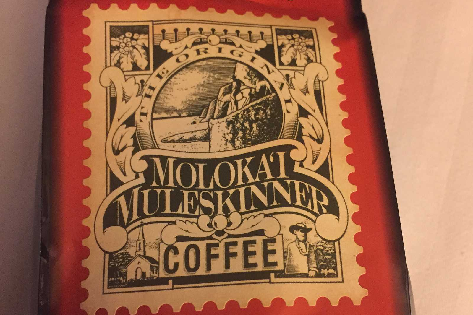Molokai Kaffee