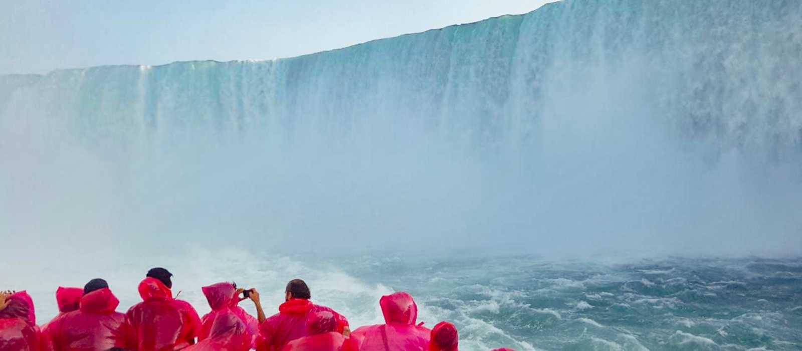 Hornblower Niagara Cruise