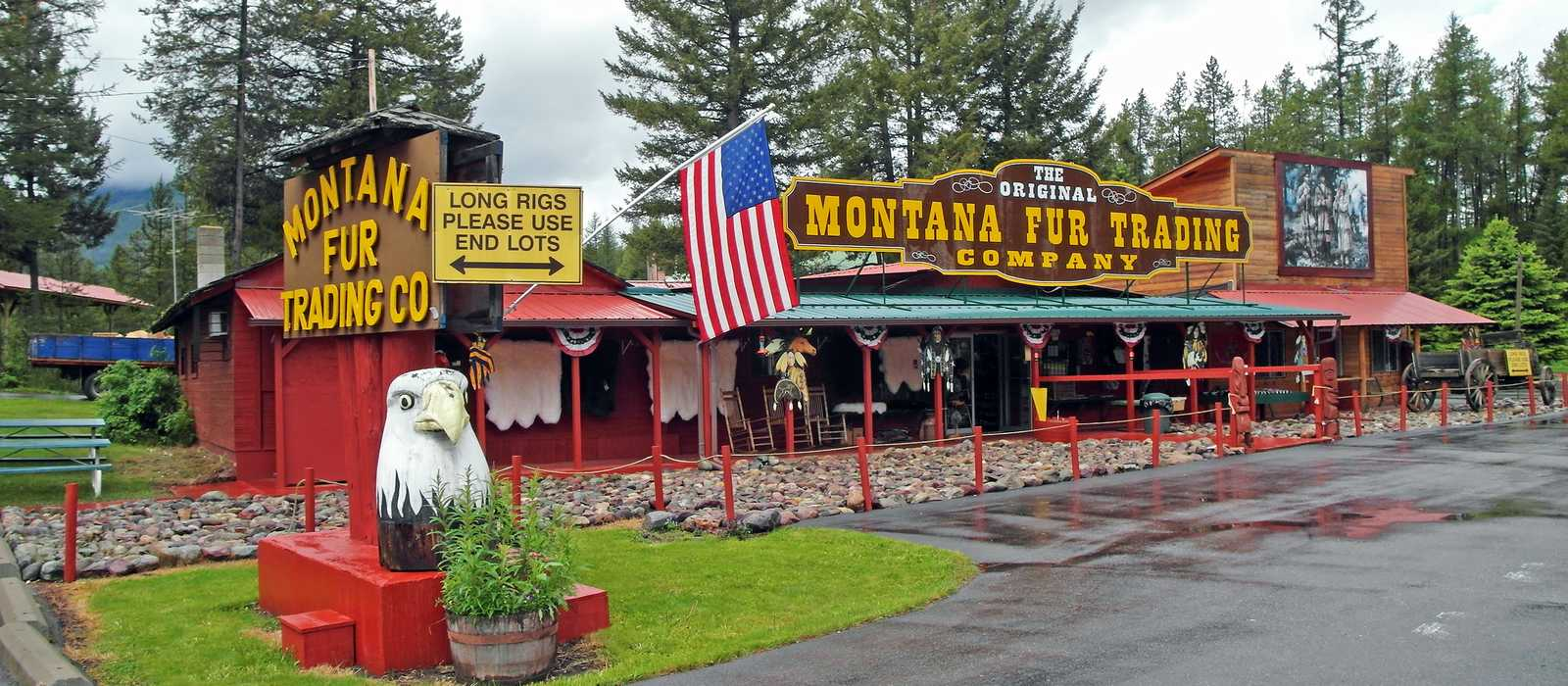 The Original Montana Fur Trading Company