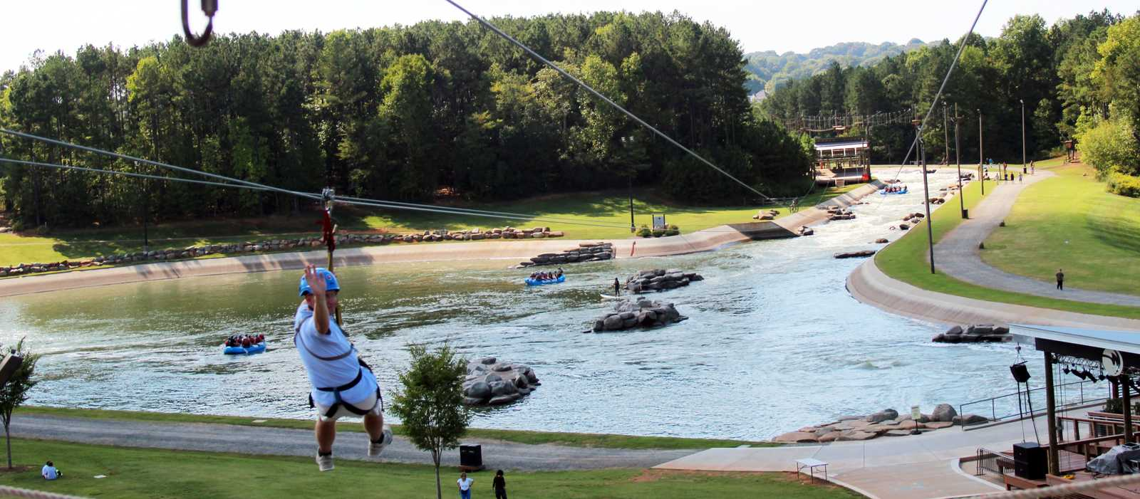 National Whitewater Center in Charlotte