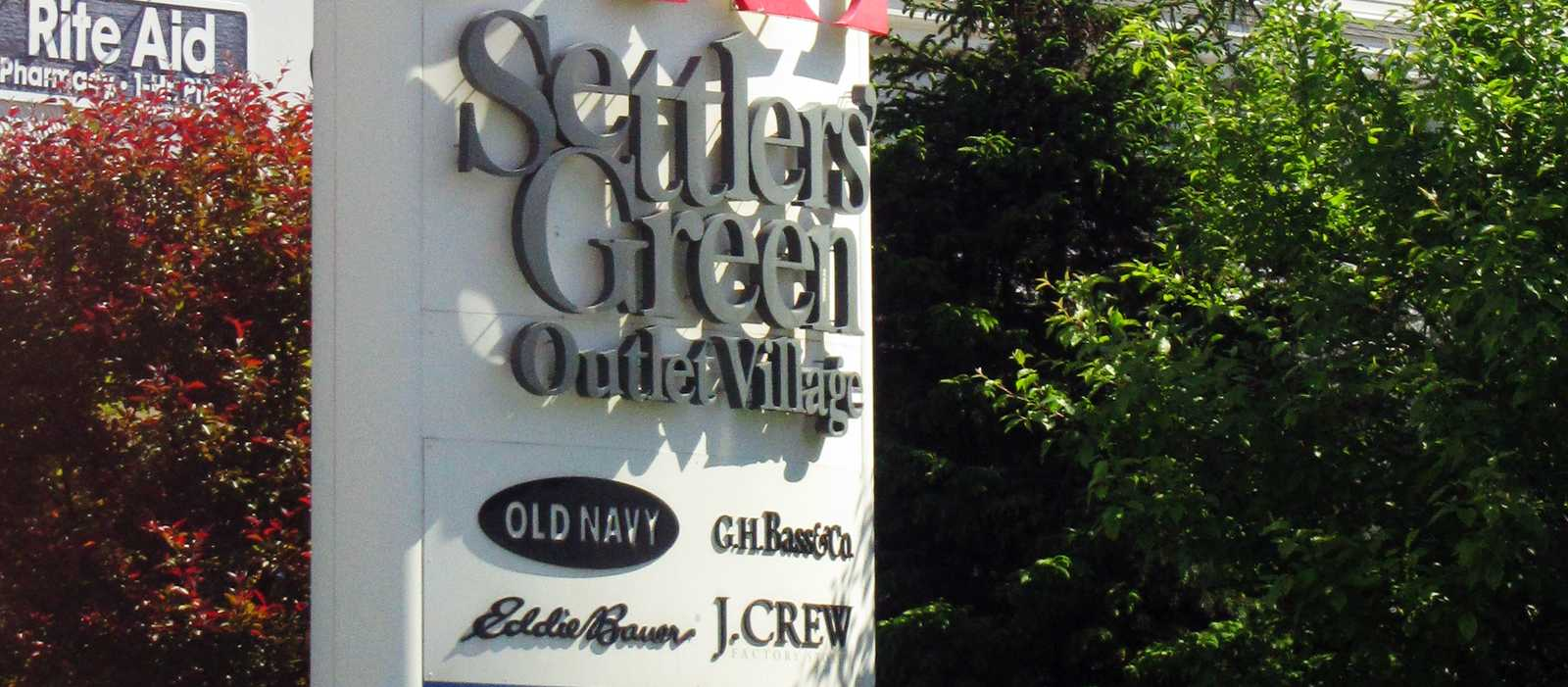Settlers Green Outlet