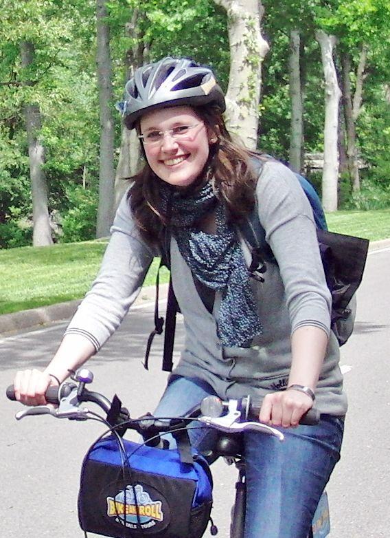 Fahrradtour im Central Park