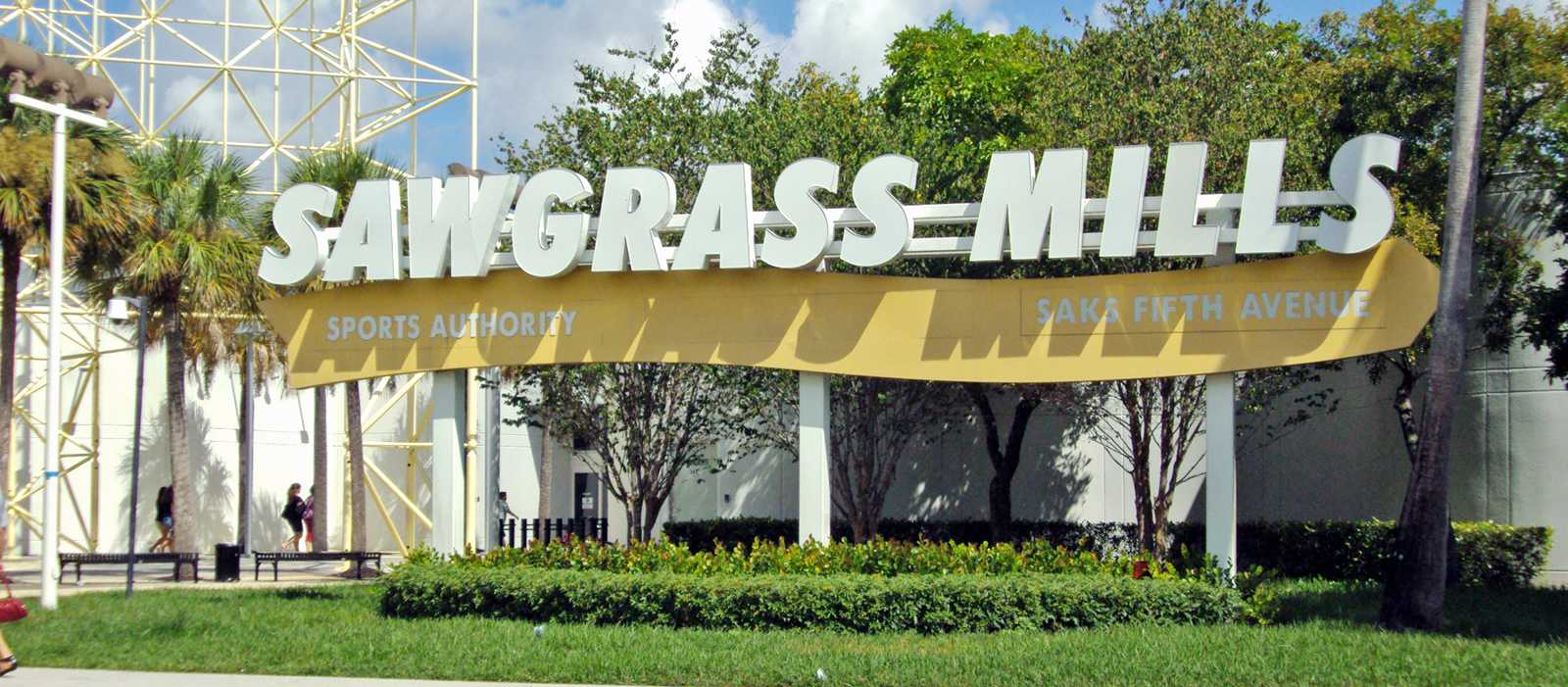 Sawgrass Mill Mall