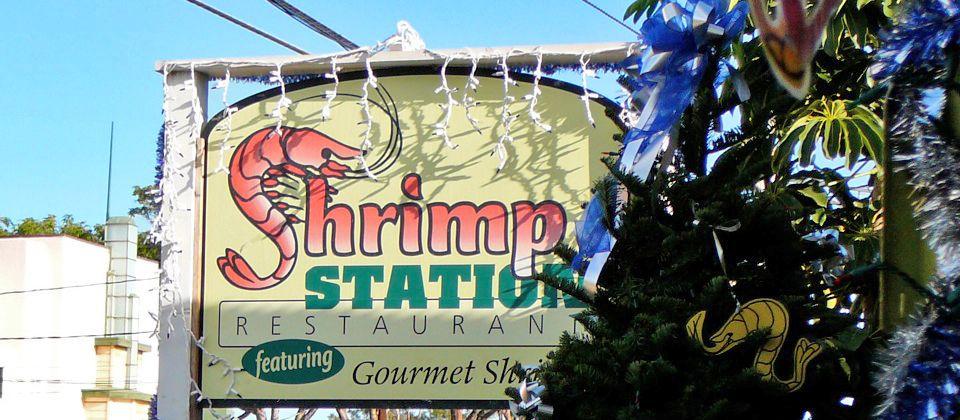 Shrimp Station Waimea