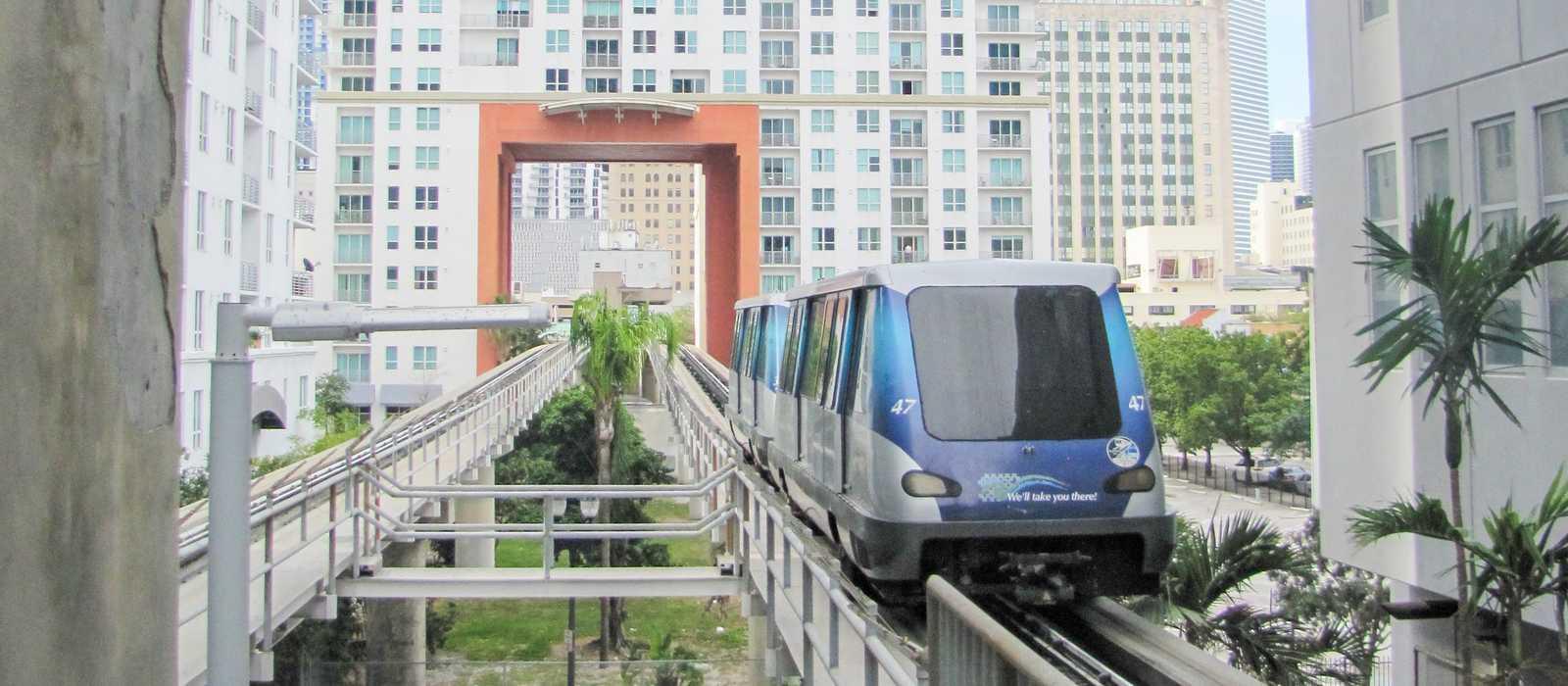 Miamis Metromover