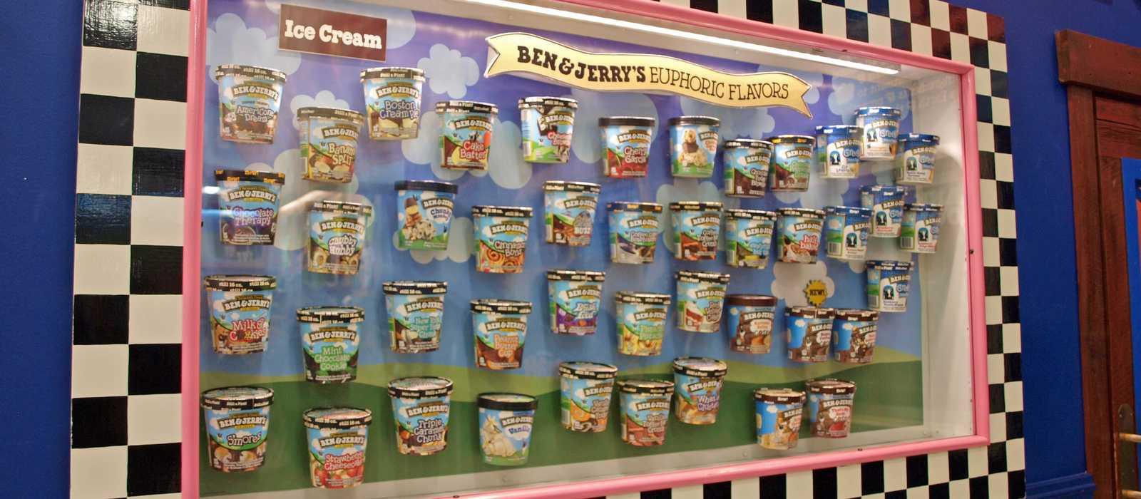 Ben & Jerry's Ice Factory