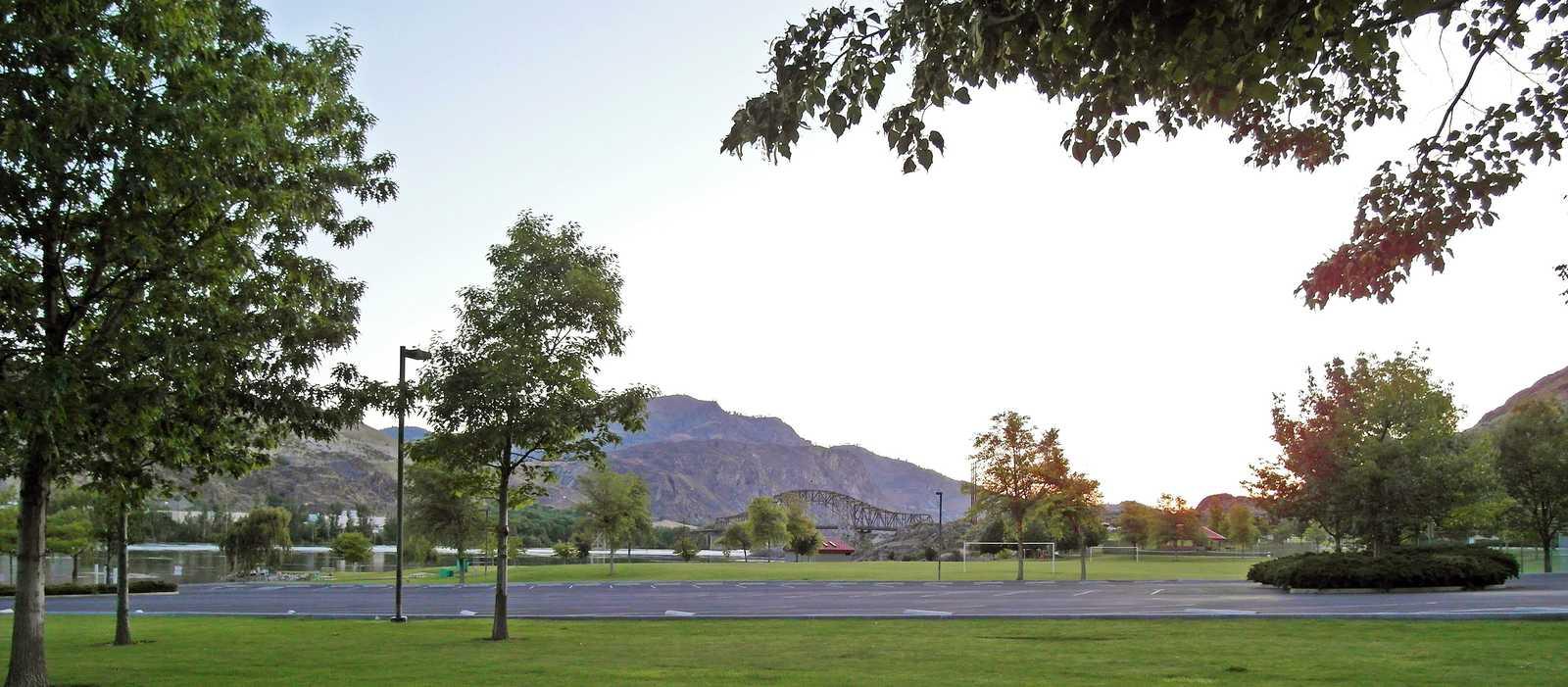 Stellplätze am Beebe Bridge Park