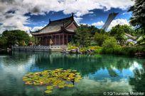 Montréal Botanischer Garten
