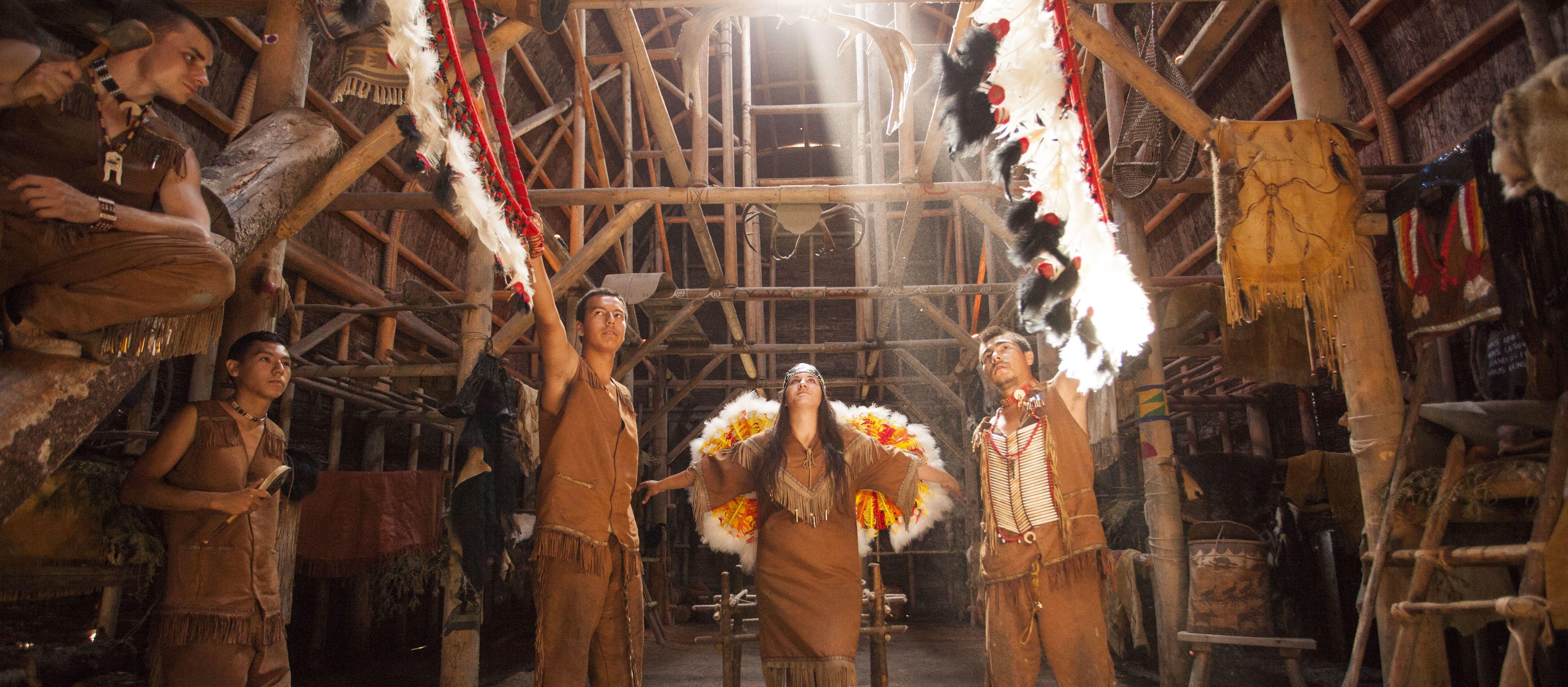 Kanadische Ureinwohner