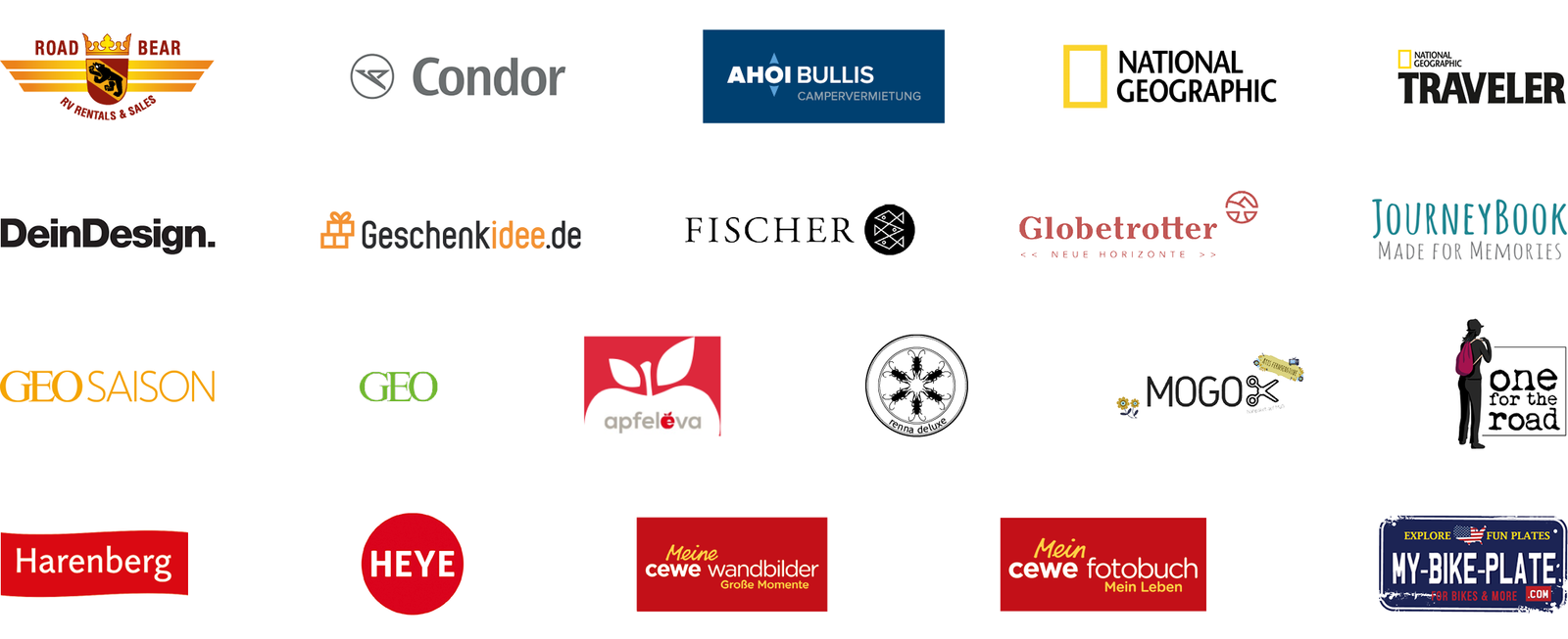 Partner Logos Adventdskalender 2017