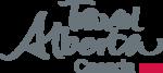 Das neue Logo von Travel Alberta in Kanada