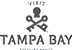 Logo von Tampa Bay in anthrazit