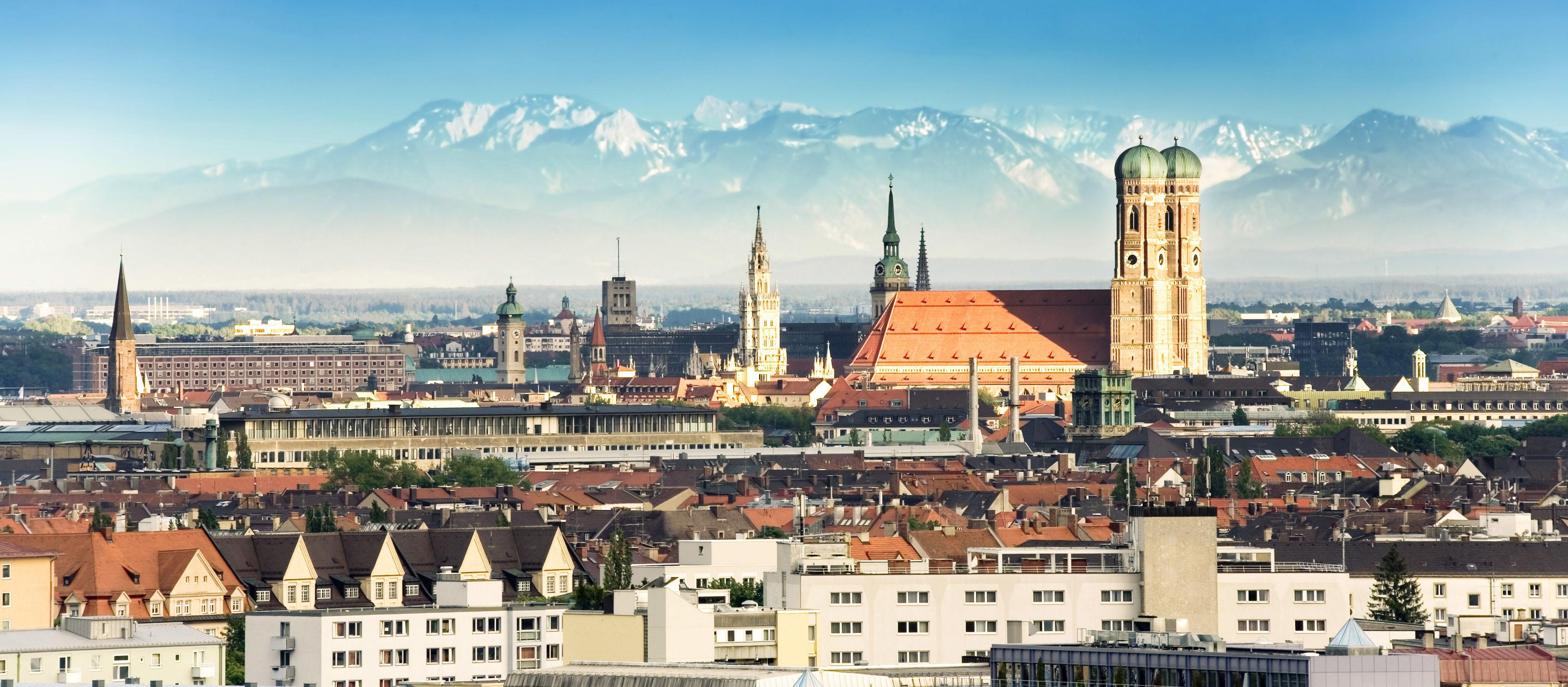 München, die Hauptstadt des Freistaates Bayern
