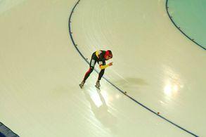 Eisschnelllauf in Vancouver