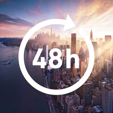 48 Stunden New York Teaserbild