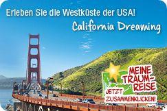 Traumreise Kalifornien