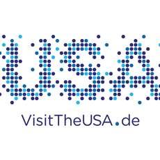 Logo Visit The USA