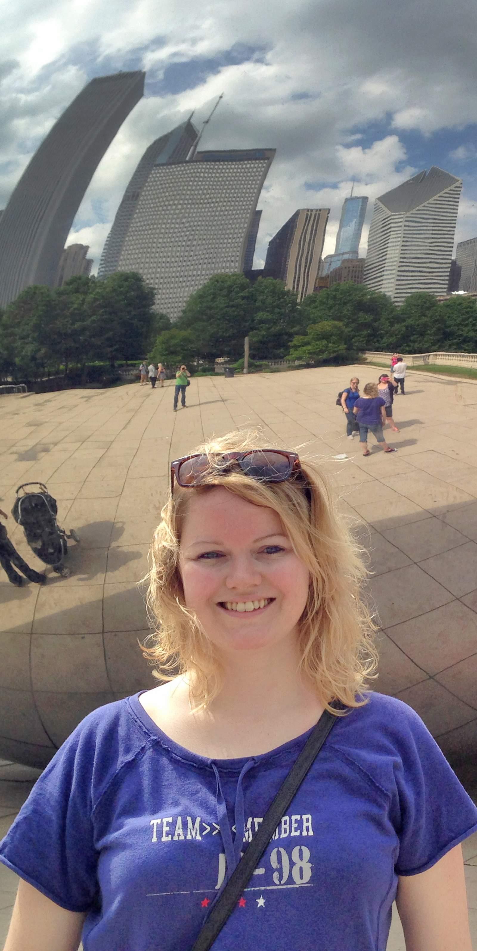 Beatrix Porth in Chicago