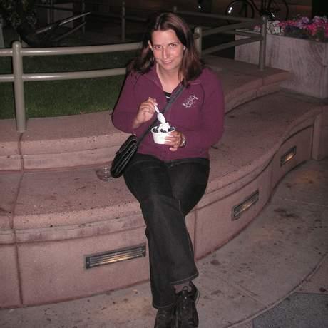 am letzten Abend in Santa Monica