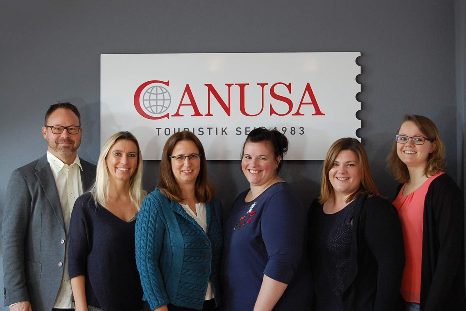 Canusa Team aus Köln