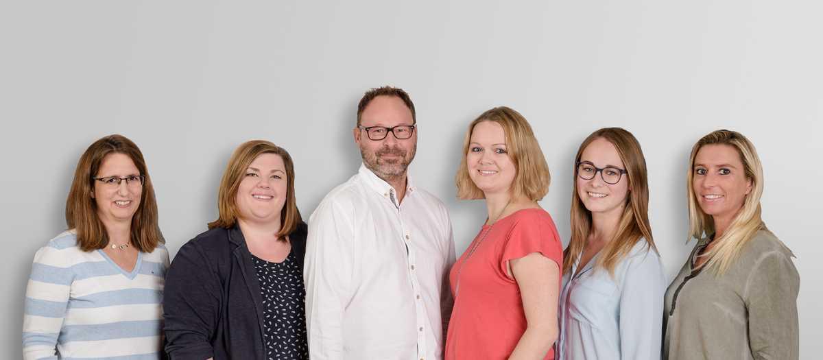 Die CANUSA Mitarbeiter aus dem Kölner Büro