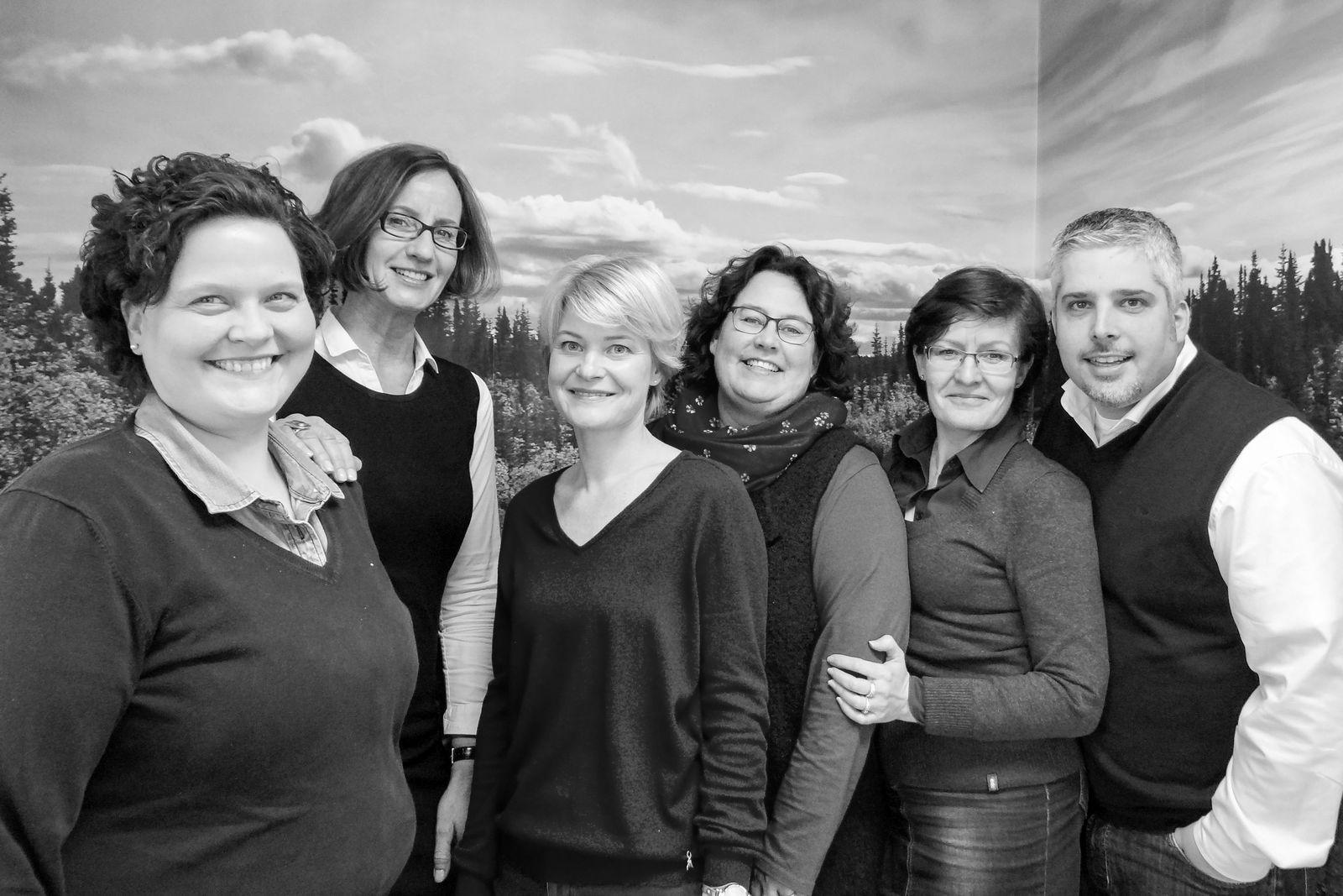 Unsere Mitarbeiter aus dem Büro in Hannover