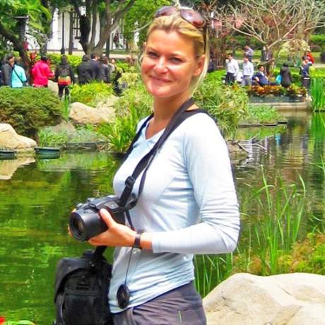 Nicole Hage Portrait