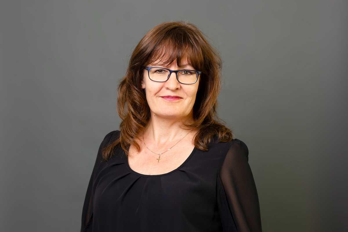 CANUSA Mitarbeiterin Irene Schnell