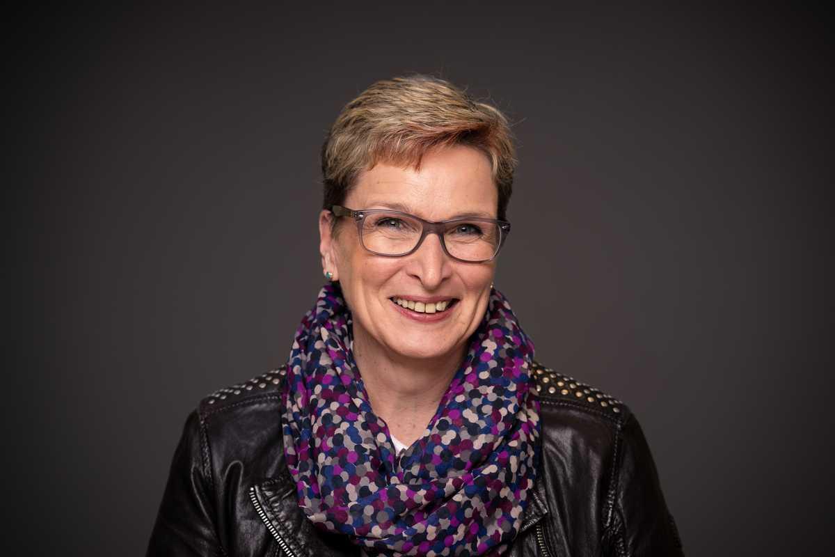 CANUSA Mitarbeiterin Dagmar Sievers